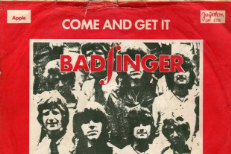 Alice Cooper Johnny Depp Paul McCartney Badfinger Come And Get It