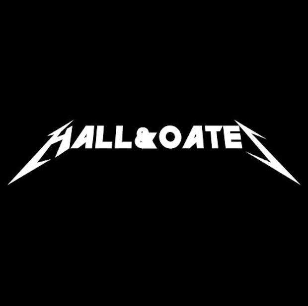 Hall And Oates Metallica Mashup