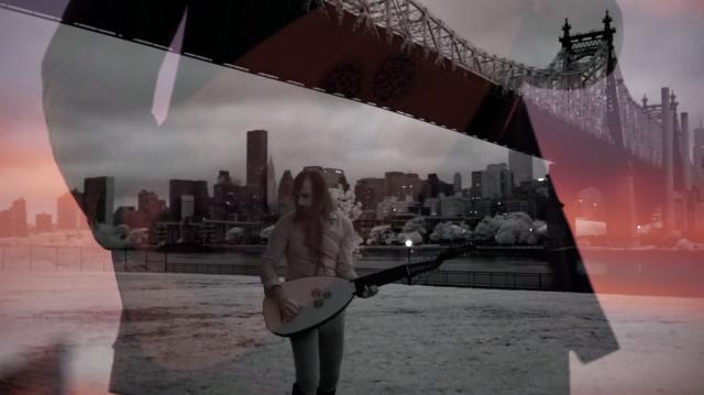 """Jozef Van Wissem - """"Confinement"""" Video (Stereogum Premiere)"""