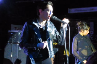 "Watch Savages Debut ""Adore"" In NYC"