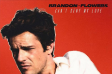 "Brandon Flowers – ""Can't Deny My Love"""