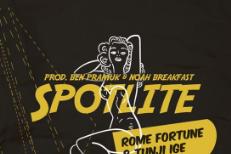 Tunji Ige Rome Fortune Spotlite