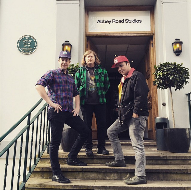 Future Islands at Abbey Road