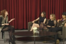 Watch Sleater-Kinney Get Bad Advice From Vanessa Bayer