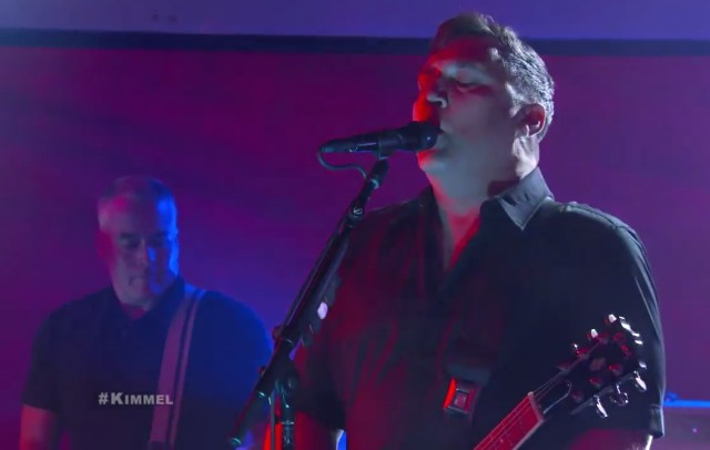 The Afghan Whigs on Kimmel