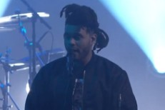 The Weeknd on Kimmel