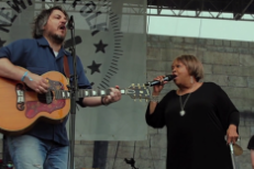"Watch Jeff Tweedy & Mavis Staples Cover John Fogerty's ""Wrote A Song For Everyone"""