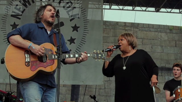 Jeff Tweedy & Mavis Staples