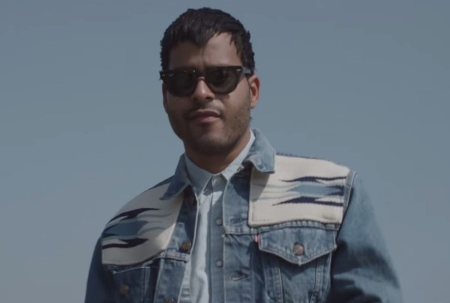 Twin Shadow Levis commercial