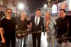 Van Halen and Jimmy Kimmel