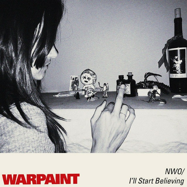 Warpaint - I'll Start Believing