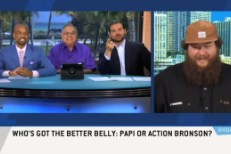 Watch Championship Handball Player Action Bronson On ESPN's Highly Questionable