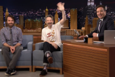 Watch Ad-Rock Clown Around On Jimmy Fallon
