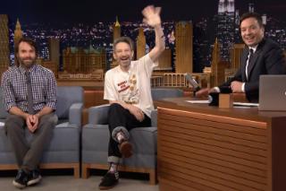 Watch Ad-Rock Clown Around On <em>Jimmy Fallon</em>