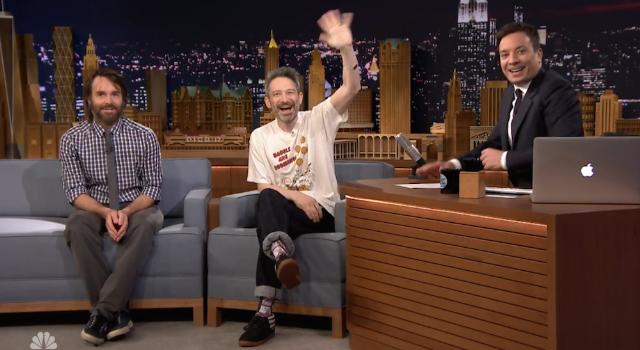 Watch Ad-Rock Clown Around On Jimmy Fallon