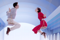 Glass Candy Soundtrack An Air France Commercial