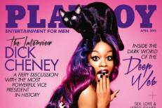 Azealia Banks Playboy Cover