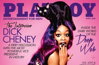 Azealia Banks&#8217; <em>Playboy</em> Photos And Interview Are Out