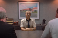 Watch Michael Bolton Play The Michael Bolton Character In An <em>Office Space</em> Re-Edit