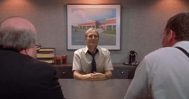 Watch Michael Bolton Play The Michael Bolton Character In An Office Space Re-Edit