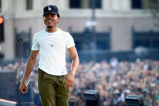 Alec Baldwin Raps With Chance The Rapper, Bill Murray Chills With Rick Ross