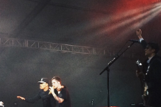 Watch Chance The Rapper Join Panic! At The Disco Onstage In Riverside