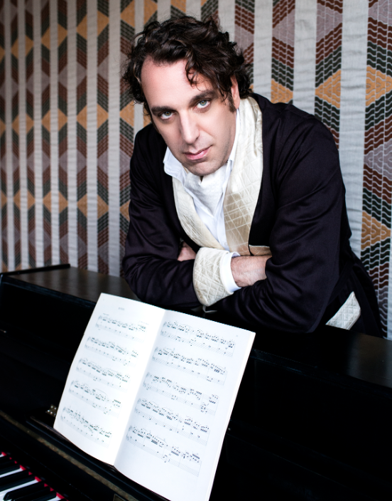 Chilly Gonzales Interview Chambers