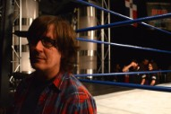 We Took The Mountain Goats' John Darnielle To His First Pro Wrestling Show In 35 Years
