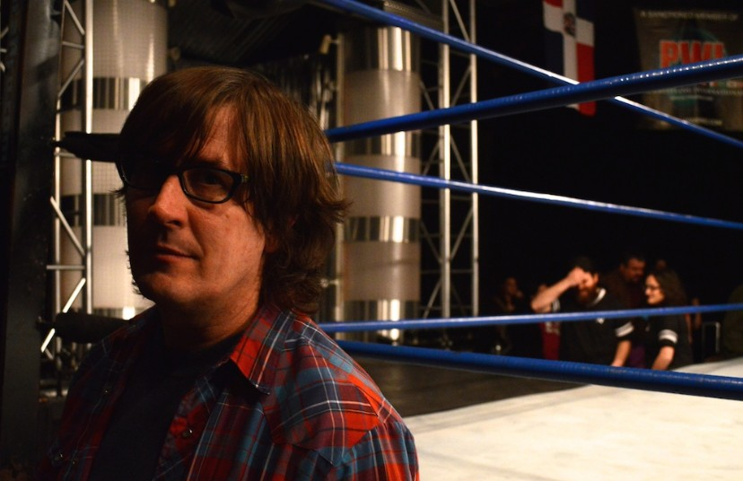 We Took The Mountain Goats' John Darnielle To His First Pro