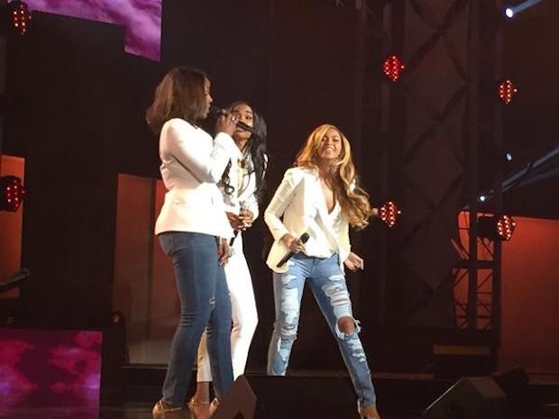 Watch Destiny's Child Reunite At Stellar Gospel Music Awards