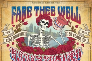 The Grateful Dead's Farewell Shows Are Being Scalped At $10k A Ticket
