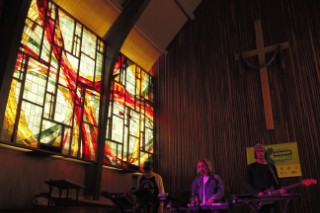 Shura Take Their Dancefloor Synthpop To Church At SXSW