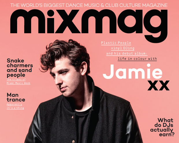 Jamie xx's Debut Album In Colour Out In June