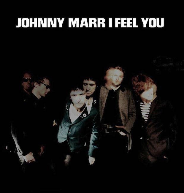 "Johnny Marr - ""I Feel You"" (Depeche Mode Cover)"