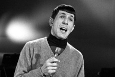 The Short, Strange Music Career Of Leonard Nimoy