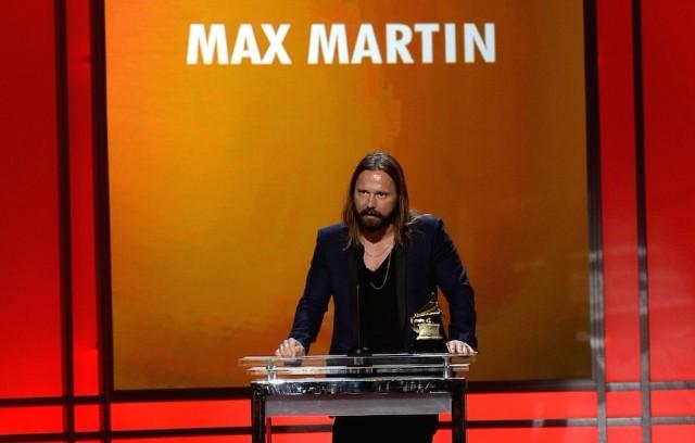 max martin songs