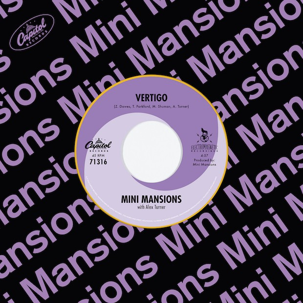 "Mini Mansions - ""Vertigo"" (Feat. Alex Turner)"