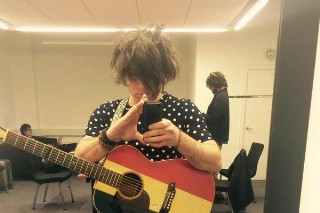 Natalie Prass Missed Her Copenhagen Show, So Ryan Adams Put On A Dress And Played Her Set For Her