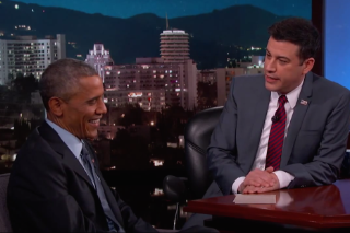Watch Barack Obama And Jimmy Kimmel Chat About Kanye West, Who'll Be At SXSW