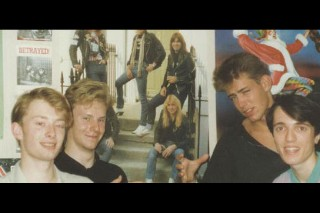 On A Friday: Radiohead In The '80s