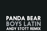 "Panda Bear – ""Boys Latin (Andy Stott Remix)"""