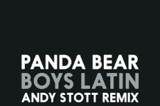 "Panda Bear - ""Boys Latin (Andy Stott Remix)"""