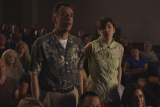 Watch Portlandia's Kath & Dave Try To Make An Impression On Paul Simon