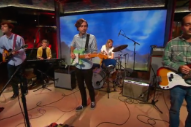 Watch Real Estate Perform On <em>CBS This Morning</em>