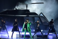 """Watch Rihanna Perform """"Bitch Better Have My Money"""" At The iHeartRadio Awards"""