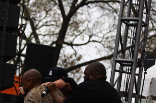 Run The Jewels Attacked Onstage At SXSW