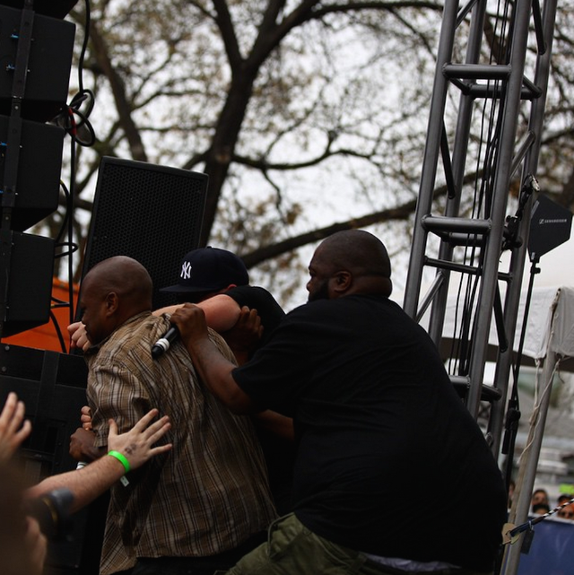Man Attacks Run The Jewels Onstage At SXSW