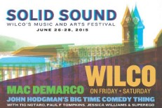 Solid Sound Lineup 2015