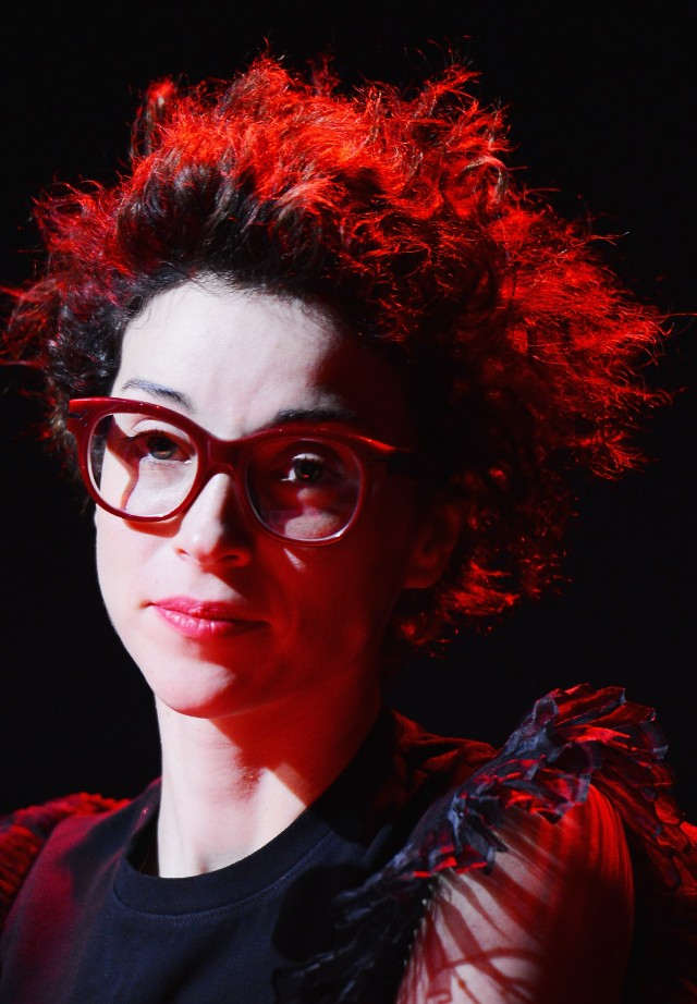 Annie Clark @ 2015 Record Store Day Press Conference