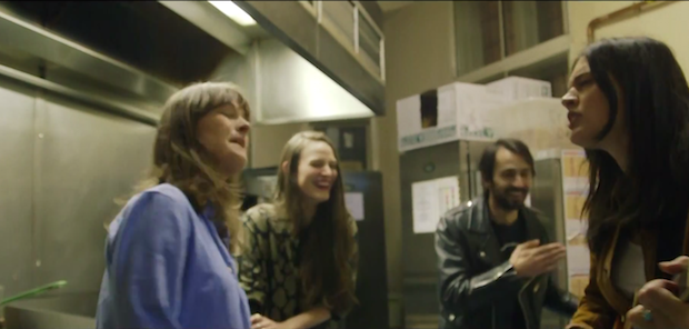 Watch The Staves' Take Away Show